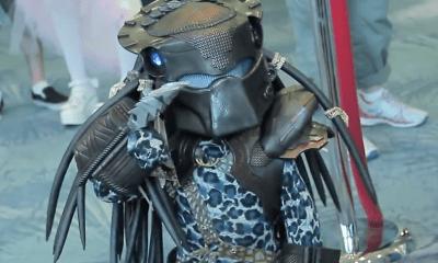 Viral Predator Cosplay