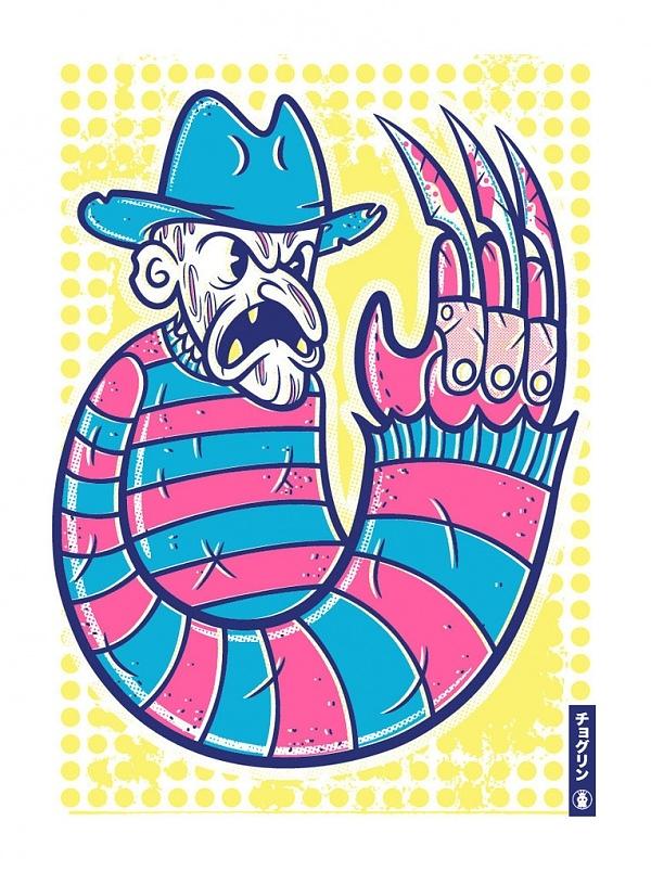 Chogrin Freddy