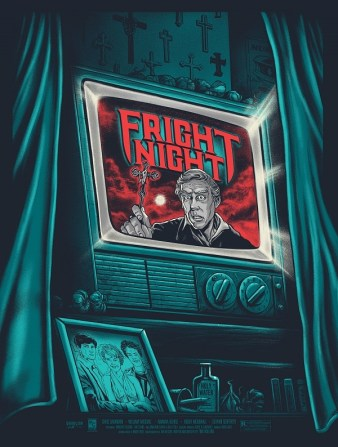 Gary Pullin - Fright Night