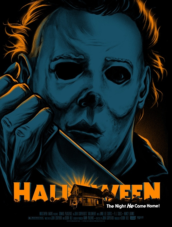 Gary Pullin Halloween