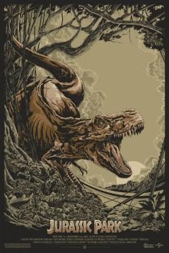 Ken Taylor - Jurassic Park