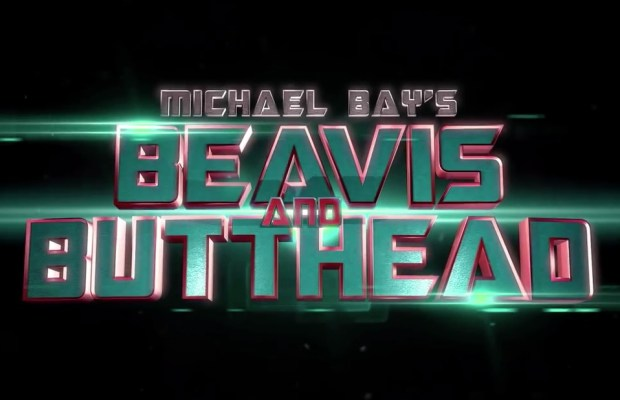 Michael Bay's Beavis & Butt-head