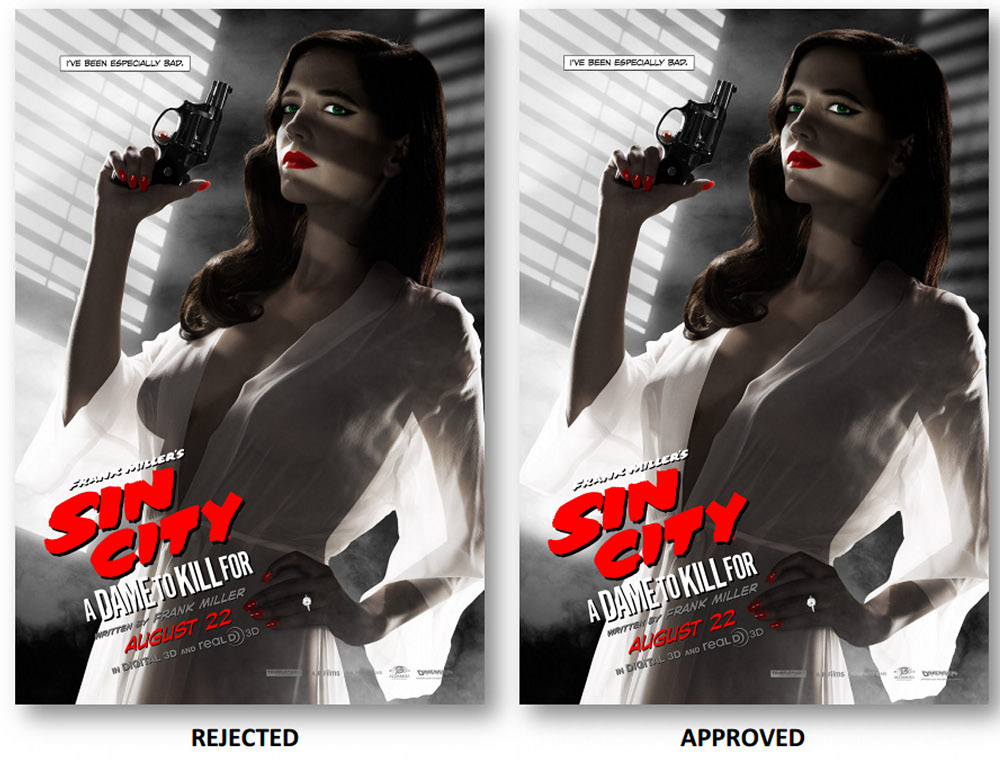 sincity-approved poster