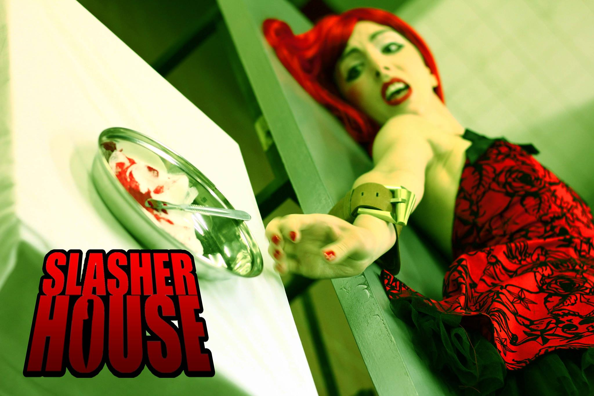 Eleanor James Slasher House - 2012 nude (71 pic)