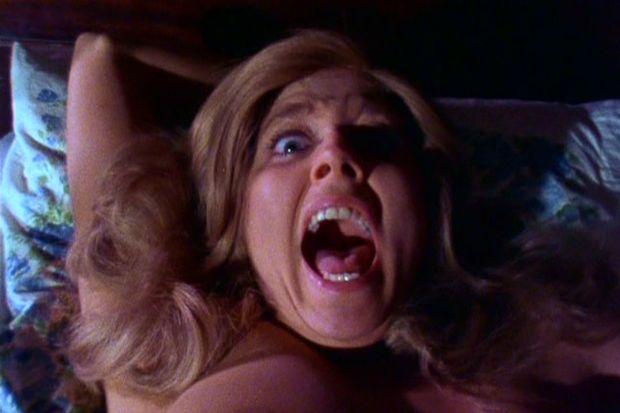Cinemas Most Terrifying Sex Scenes! - Bloody Disgusting