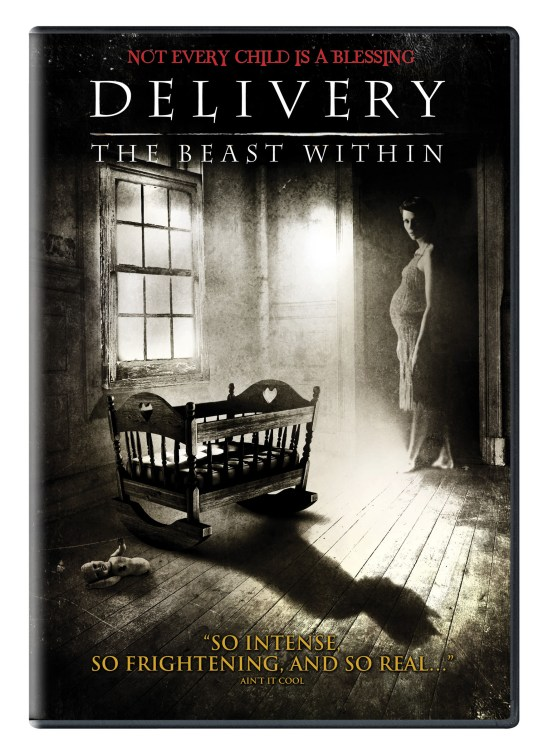 Delivery - The Beast Within DVD 2D
