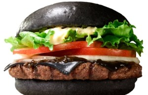 Burger King Kuro Burgers