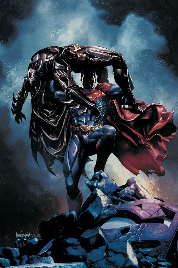 Injustice Gods Among Us Is Superhero Horror Done Right Bloody