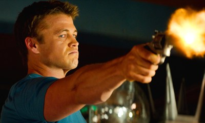 Luke Hemsworth Talks 'Kill Me Three Times'