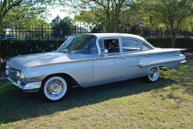 1960 Chevrolet Impala In Jeepers Creepers