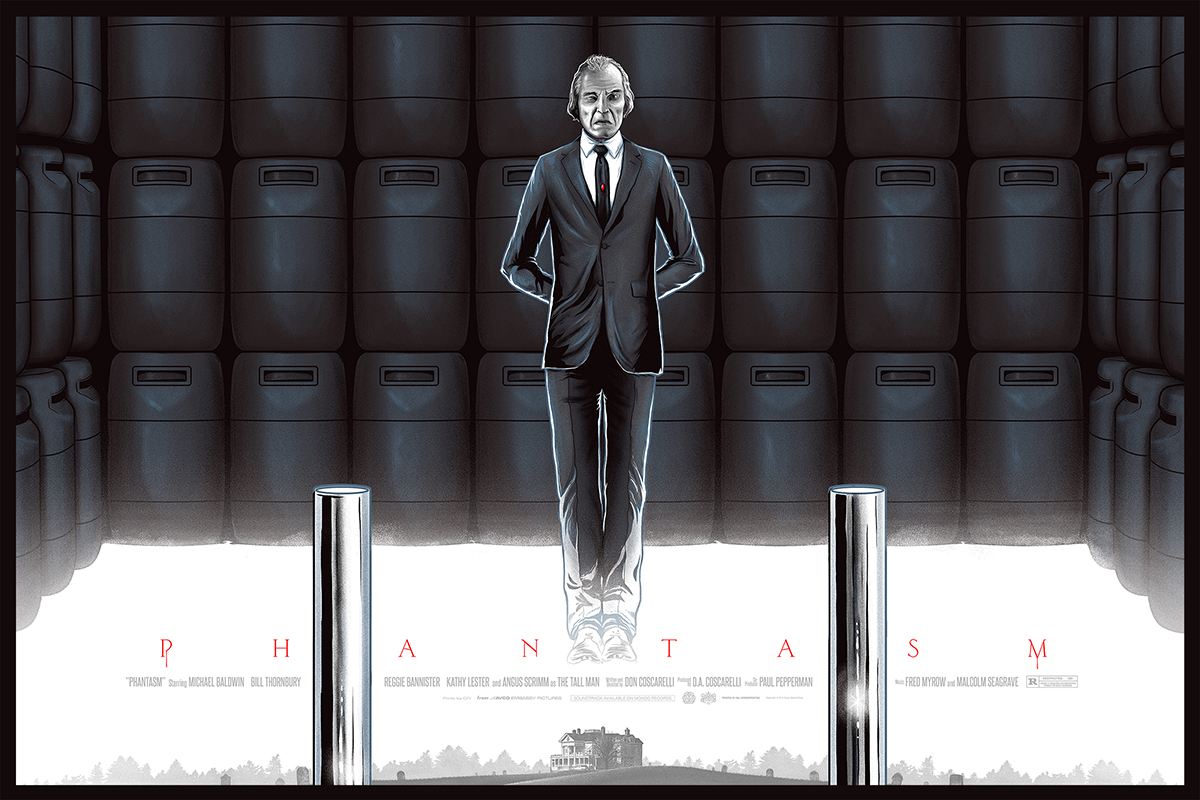 Phantasm Soundtrack Coming To Vinyl After 35 Years