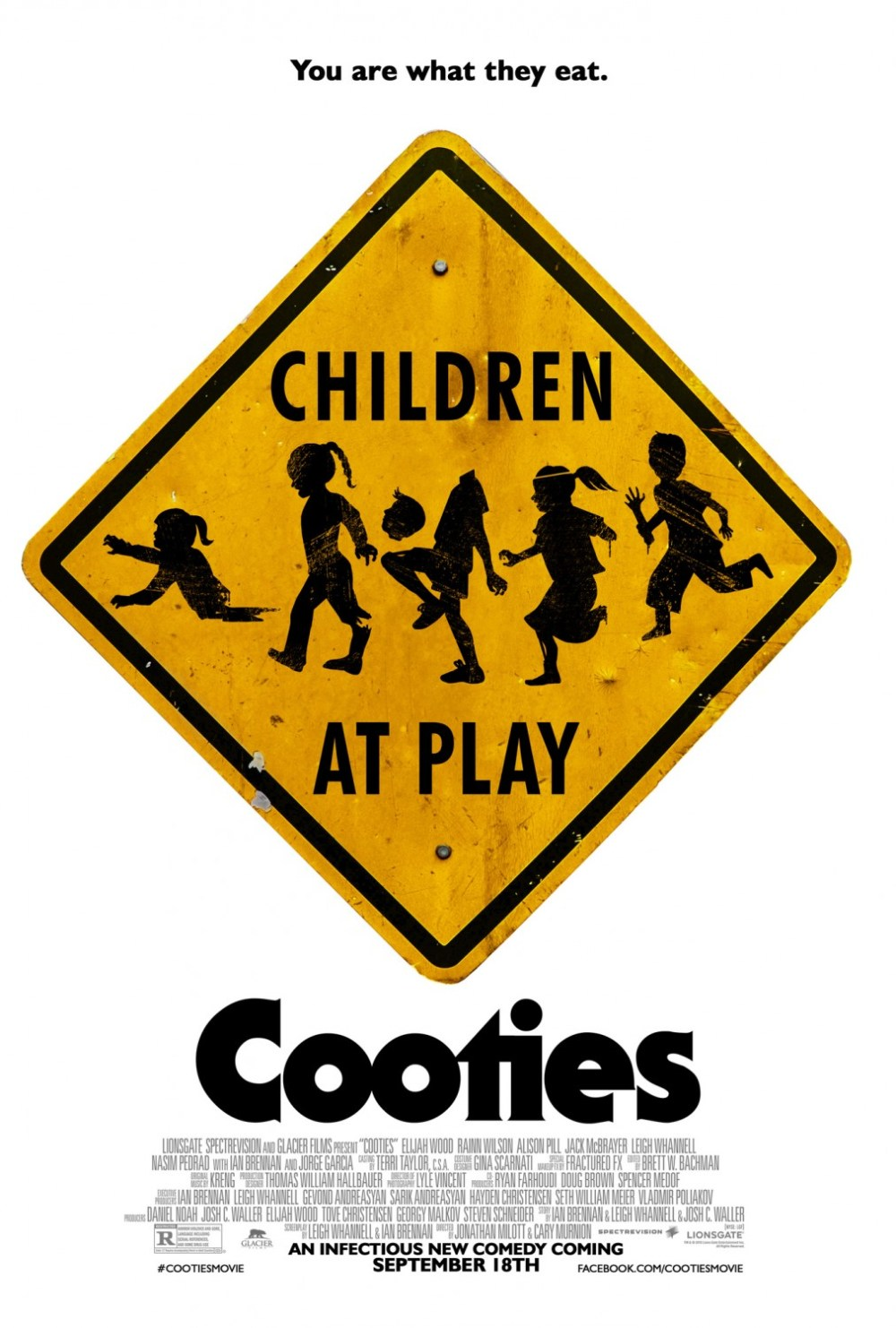 Cooties, image via Lionsgate