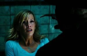 NOES-TP-100r  KATIE CASSIDY as Kris in New Line CinemaÕs horror film, ÒA NIGHTMARE ON ELM STREET,Ó a Warner Bros. Pictures release.