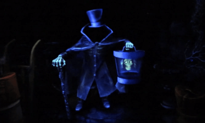 The Hatbox Ghost Disneyland