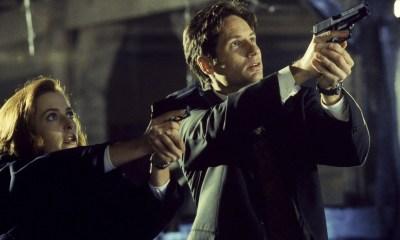The X-Files, image via FOX