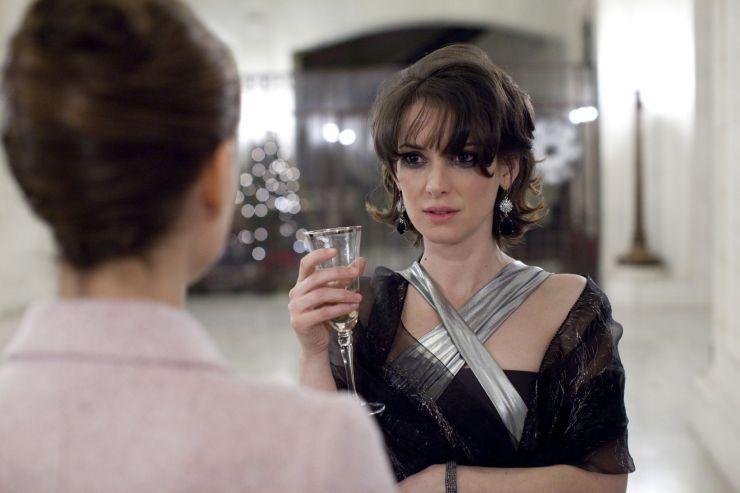 Winona Ryder in Black Swan