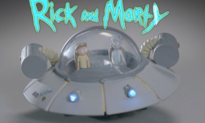 Rick and Morty Toys