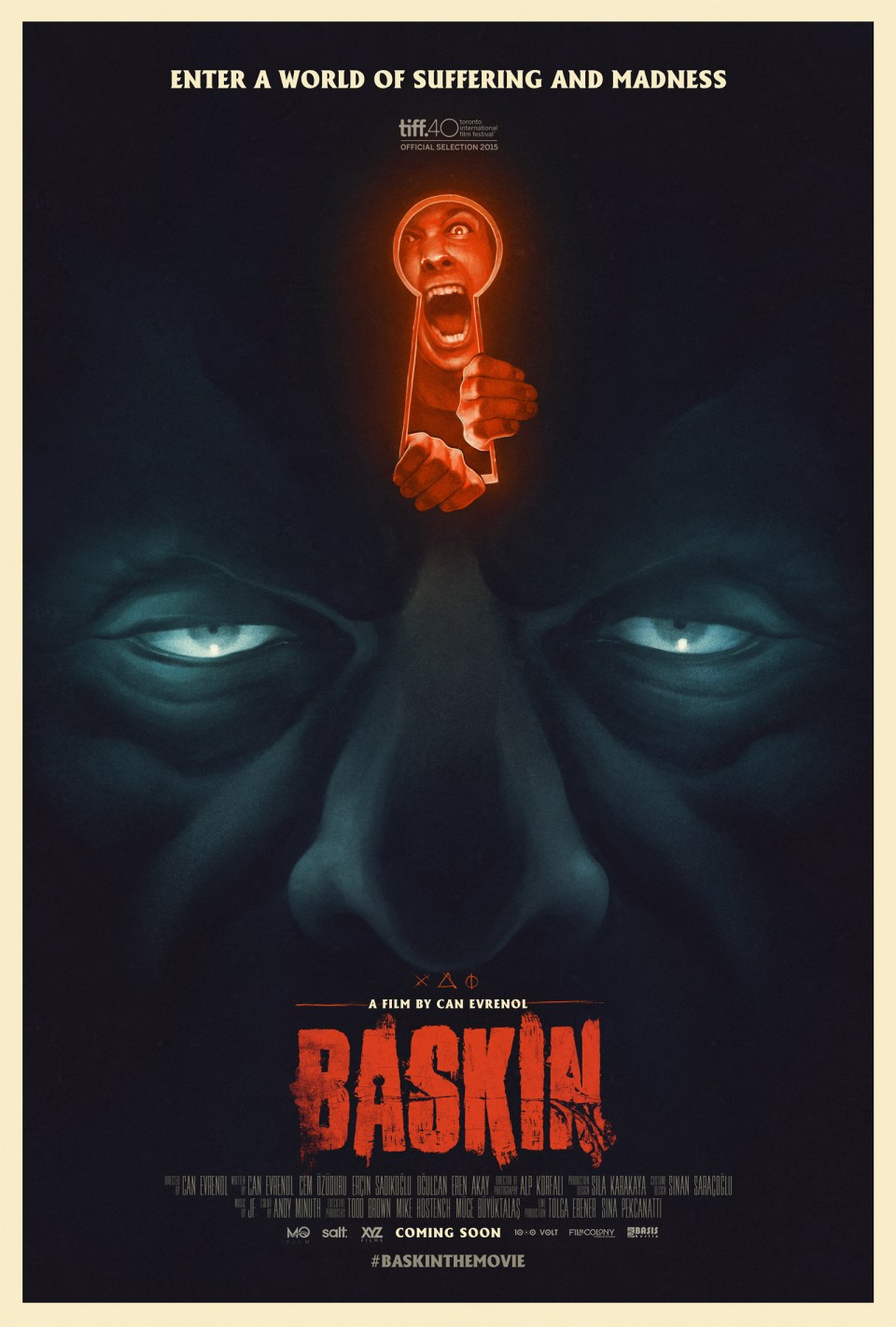 Baskin, exclusive poster