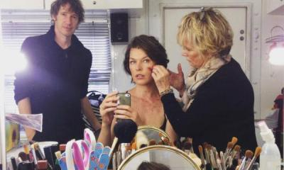 Milla Jovovich on Resident Evil The Final Chapter set