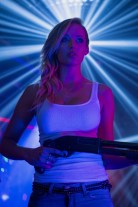 Sarah Dumont plays Denise in SCOUTS GUIDE TO THE ZOMBIE APOCALYPSE from Paramount Pictures.
