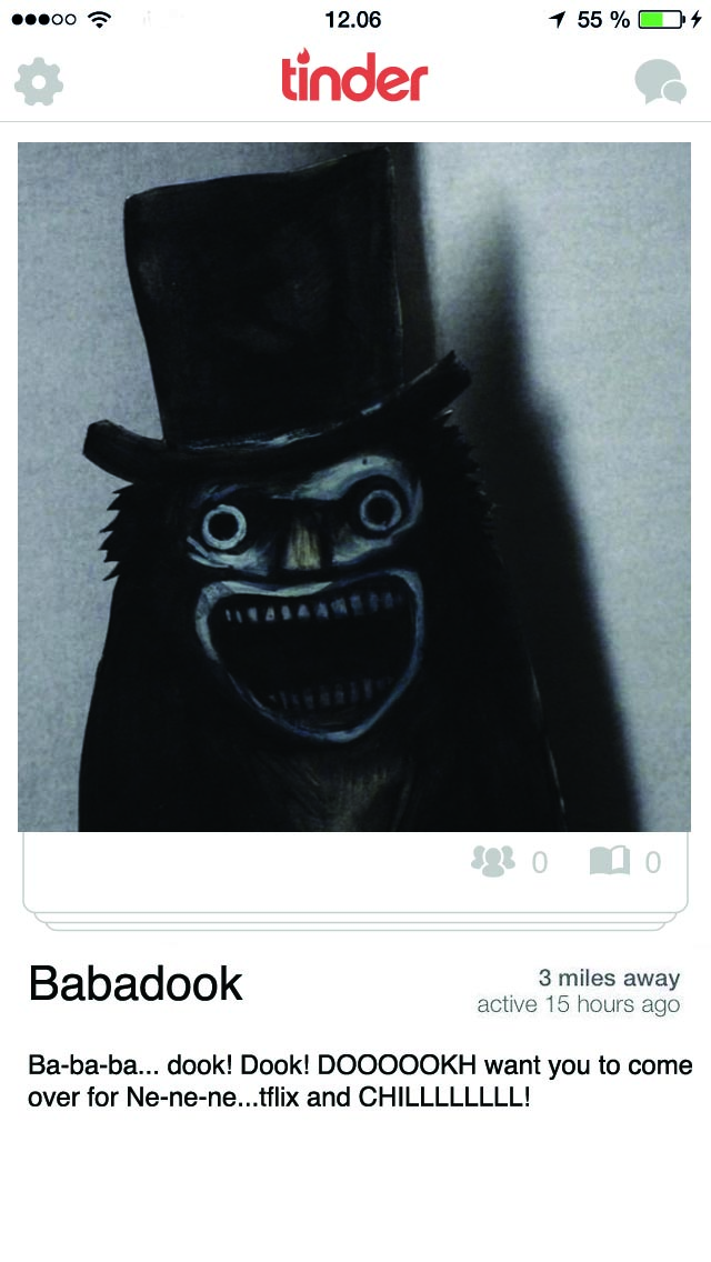 Find These Iconic Horror Villains on Tinder - Bloody Disgusting