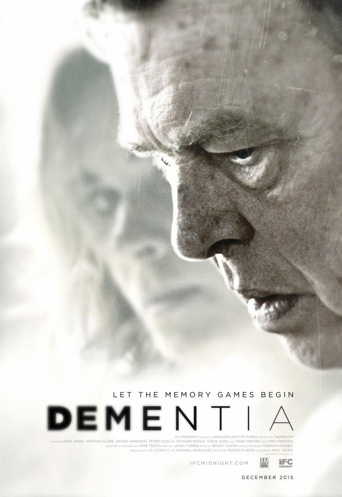DEMENTIA poster B