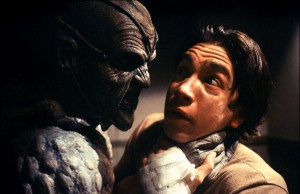 Justin Long in JEEPERS CREEPERS, courtesy of MGM
