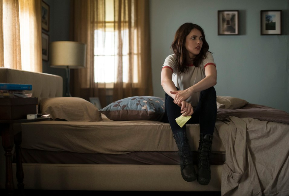 Margaret Qualley in THE LEFTOVERS