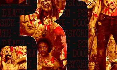Rob Zombie's 31 poster courtesy of Alchemy
