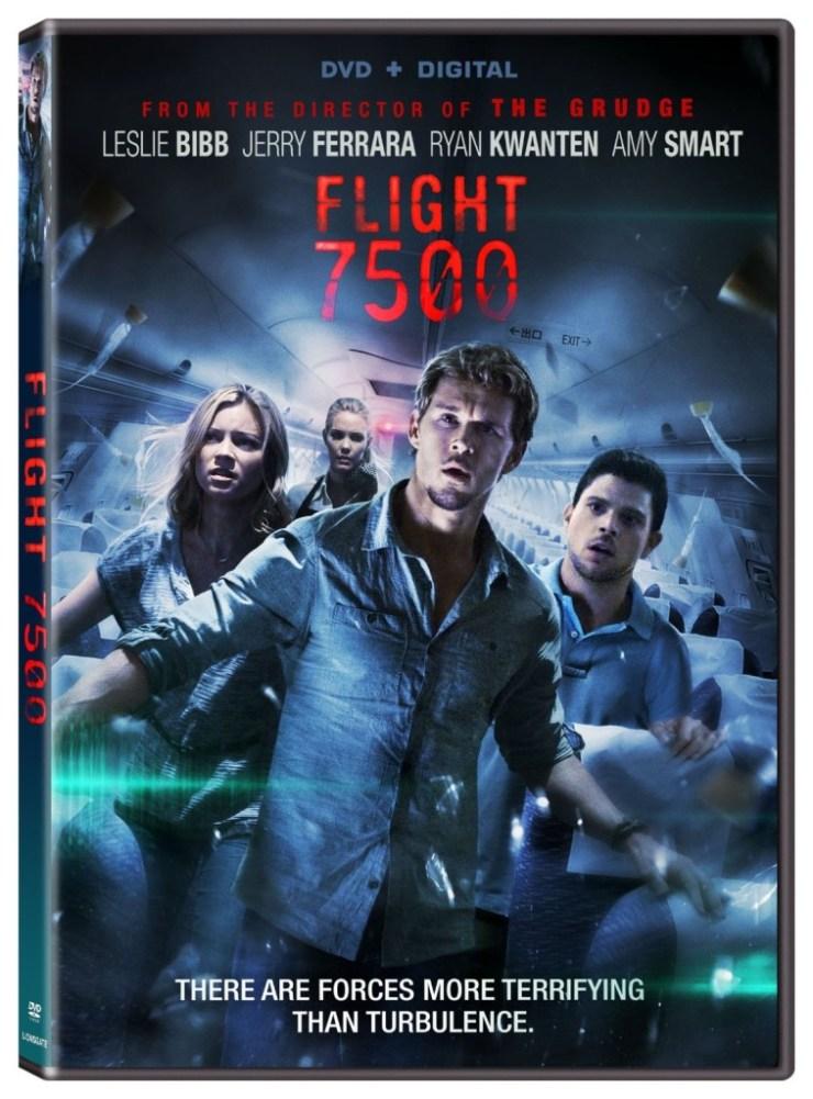Flight 7500 Art