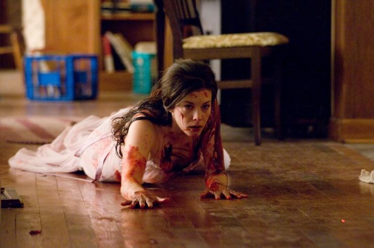 Liv Tyler stars in Rogue Pictures' terrifying suspense thriller THE STRANGERS.