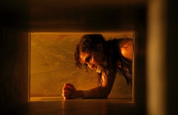 Noomi Rapace in RUPTURE