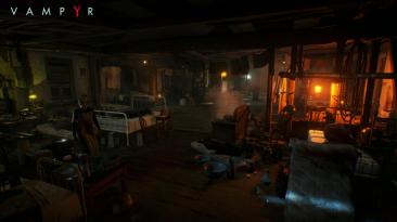 Feed On These New 'Vampyr' Screens and Gameplay Details - Bloody