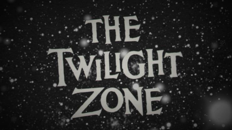 THE TWILIGHT ZONE logo