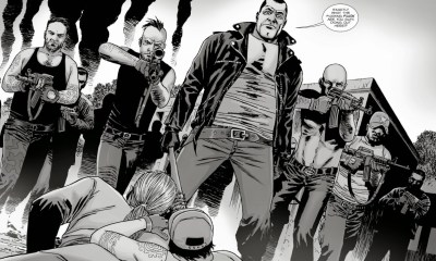 The Walking Dead courtesy of Image COmics