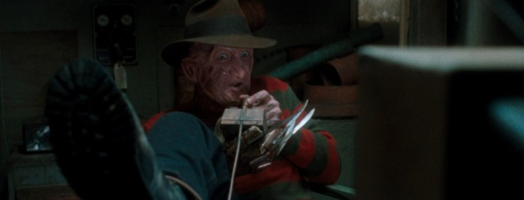 FREDDY's DEAD via New Line