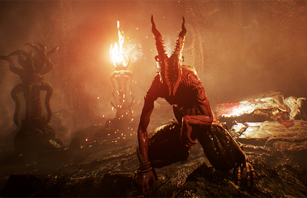 'Agony' Resurfaces With a Hellish Intro Cinematic - Bloody ...