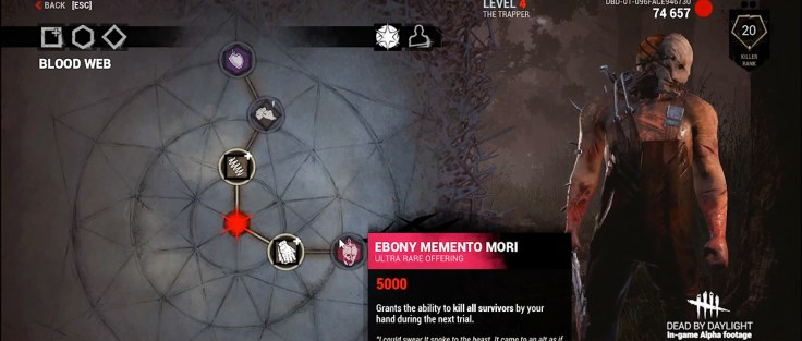 Dead by Daylight' is Doing Cool Things With Character