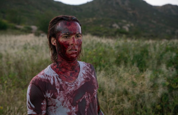Infected - Fear The Walking Dead _ Season 2, Episode 01 - Photo Credit: Richard Foreman, Jr/AMC