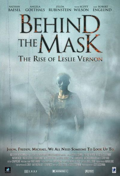 Behind the Mask Movie Poster