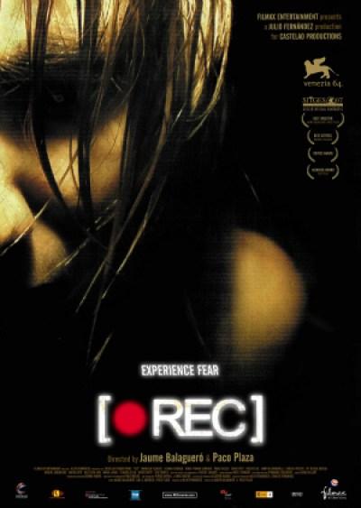 REC Movie Poster