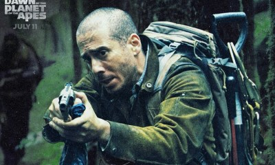 Kirk Acevedo in Dawn of the Planet of the Apes image via Fox