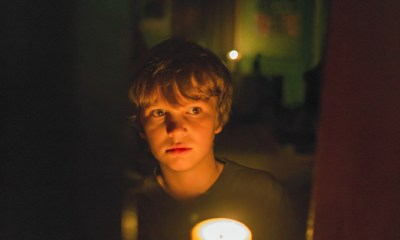 LIGHTS OUT Photos by Ron Batzdorff, courtesy of Warner Bros and New Line Cinema