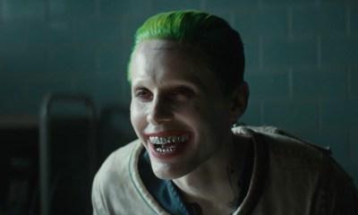 SUICIDE SQUAD the Joker via Warner Bros. Jared Leto