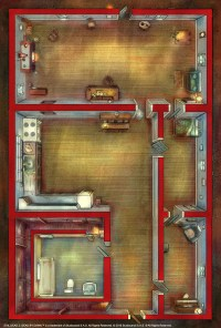 evildead2game-Gameboard