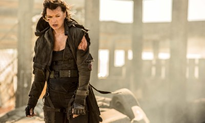 Milla Jovovich stars in Screen Gems' RESIDENT EVIL: THE FINAL CHAPTER. lze Kitshoff - © 2016 Davis Films/Impact Pictures (RE6) Inc. and Constantin Film International GmbH. All rights reserved.