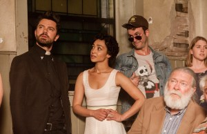 PREACHER season one finale AMC