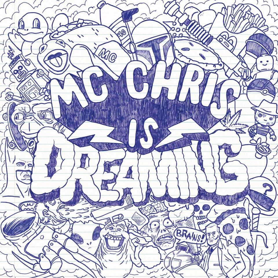 mcchrisisdreamingcover