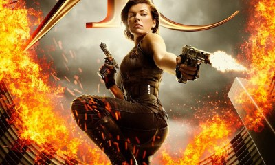 Resident Evil The Final Chapter Milla Jovovich via Sony Screen Gems