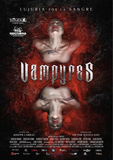 POSTER VAMPYRES 1